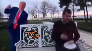 Donald Trump Dance