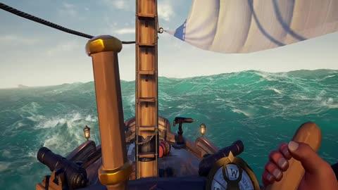 Sea of Thieves Pt.1-Found A Magic Stick