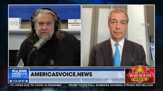 Nigel Farage Traveling to U.S. Border to Warn About Collapse of Sovereignty
