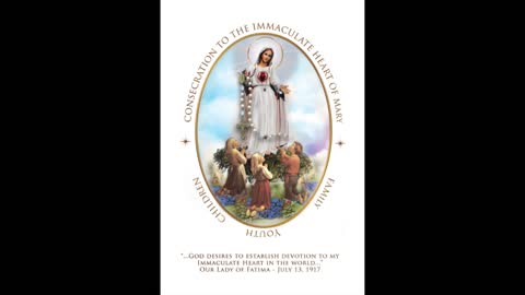 """Fr Hewko, May 1, 2021/ 1st Saturday, """"Month of Our Lady of Fatima"""" (MA)"""