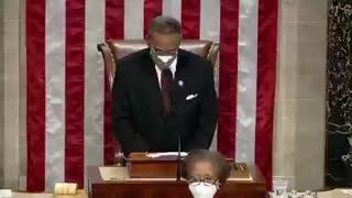 "Congress Ends Prayer With ""Amen... and A-Women"""