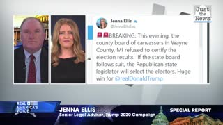 Michigan's largest county fails to certify election results
