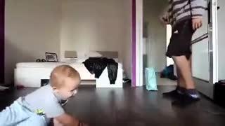 Baby-Daddy Dance Battle