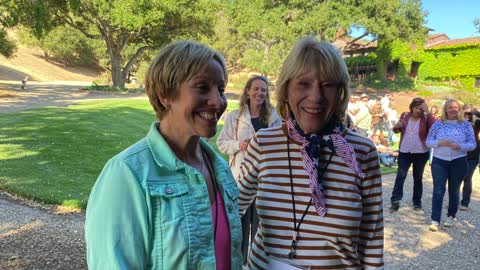 Peggy Hall in SLO County May 2021