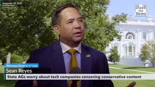 State attorneys general fear tech giants censoring conservatives, visit Trump White House to discuss