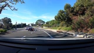 Heading to PCH, Laguna Beach