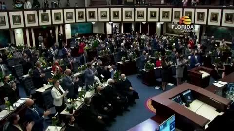 DeSantis EVISCERATES False Narrative About Florida's Reaction To Covid.
