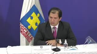 Fiscal Barbosa habla de viaje a San Andrés