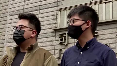 Hong Kong activist Agnes Chow freed from jail