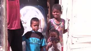 El hambre y la desnutrición arrebatan el futuro de los niños venezolanos