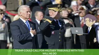Trump's Military Tribunals?