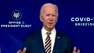 Biden Calls Kamala President-Elect
