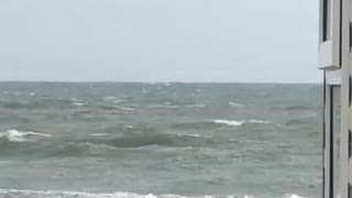 STORMY DAY @ SEA