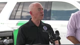 DHS Secretary Admits STAGGERING Number of Migrants Crossing the Border