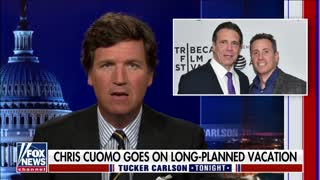 Tucker: CNN's Brian Stelter has to be a 'plant' for MSNBC .... !!