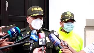 Así avanza el operativo de búsqueda de Sara Sofía en Bucaramanga