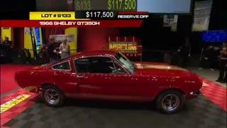 Mecum Auto Auction: 1966 Shelby GT350H