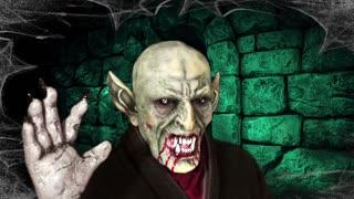 "Vampire Philosophy #1 ""Pythagoras"""
