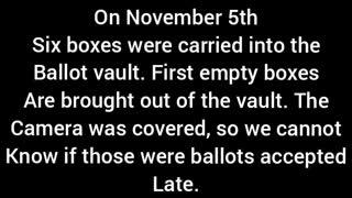 Voter Fraud Washington State