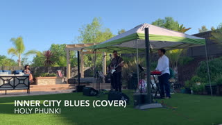 """""""Inner City Blues"""" (Marvin Gaye funk cover) - Holy Phunk!"""