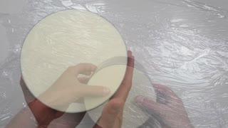 Mirror glaze how to
