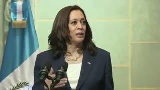 "Kamala Harris Tells Guatemalan Migrants ""Do Not Come"""
