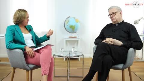 Wo der Islam in der Mehrheit ist, wird die Kirche verfolgt - Prälat Imkamp bei Beatrix von Storch