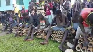 Bamboo sounds
