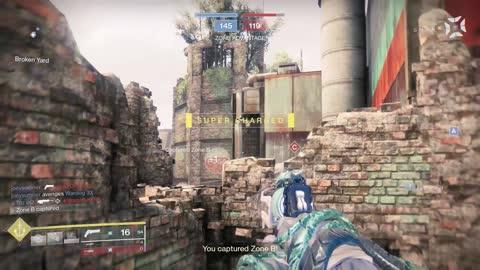 Destiny 2 Multiplayer Killstreaks in the Crucible