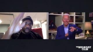 "Joe Biden tells black radio host he ""ain't black"""