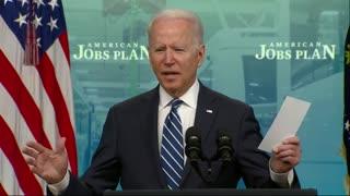 Angry Joe Biden Snaps at Reporters