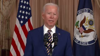 Biden Calls China America's 'Most Serious Competitor'