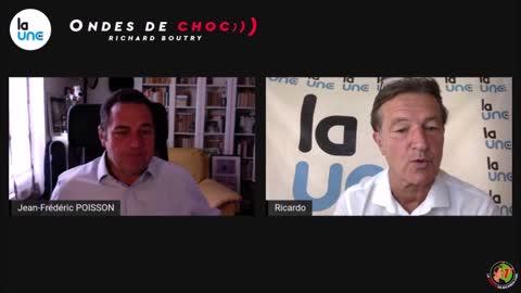 Jean-Frédéric Poisson invité d'Ondes de choc