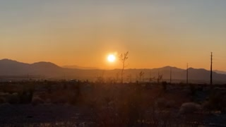 Nevada Sunset 3/29/2021