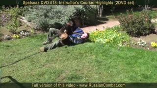 Self defense against dog attack