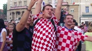 Izjave zagrebačkih navijača: Vi ste prvaci!