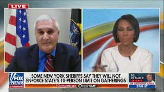 NY Sheriff Tells Gov. Cuomo He Won't Enforce His Insane COVID-19 Order