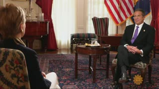 CBS News Ignores Asking Gov. Cuomo About Nursing Home Situation