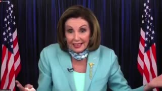 Nancy Pelosi Falsely Claims She Decides Who's Elected to Congress