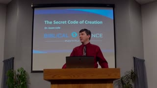Kootenai Church Conference with Dr. Jason Lisle Session 7: Fractals – The Secret Code of Creation