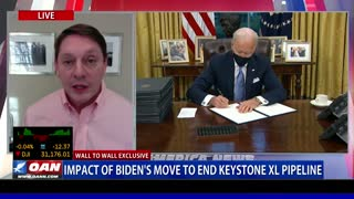 Wall to Wall: Steve Milloy on Canceling Keystone Pipeline Permit