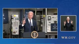 Biden's Brain Breaks On Live TV, Has Major Slip Up On Taxes