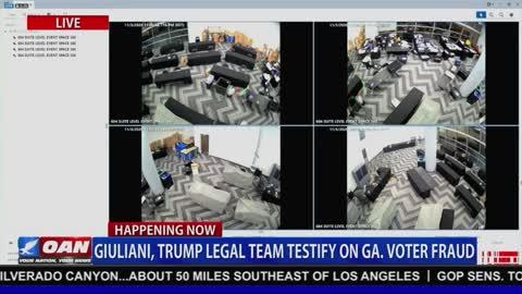 Stunning Video Evidence of Voter Fraud in Georgia