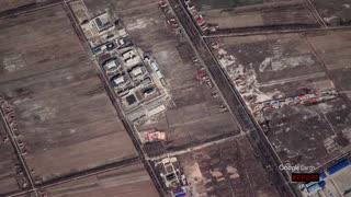 Sorveglianza e campi di detenzione in Cina.