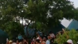 Fiesta en Punta Arena