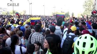 Dos presidentes, una crisis en Venezuela