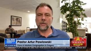 Pastor Artur Pawlowski On Standing Up Against Evil Government