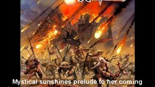 Rhapsody- Queen of the dark horizons