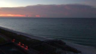 Sunrise in Destin Florida