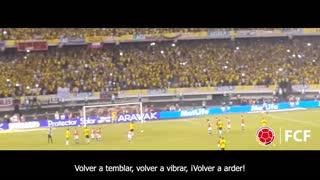 Covid Federación Colombiana de Fútbol